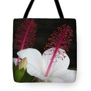 Hawaii Flower Tote Bag