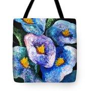 Hawaii Flowers Tote Bag