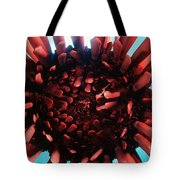 Hawaii Pencil Urchin Tote Bag