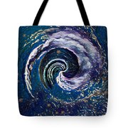 Hawaii Storm Not 6 Tote Bag