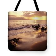 Hawaii Sunset Tote Bag