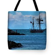 Hawaiian Chieftain-2 Tote Bag