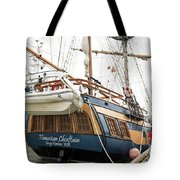 Hawaiian Chieftan Tote Bag