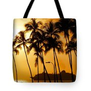 Hawaiian  Cruise Tote Bag