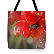 Hawaiian Frog Tote Bag