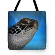 Hawaiian Honu Tote Bag