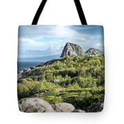 Hawaiian Island Drive Tote Bag by T Brian Jones