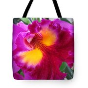 Hawaiian Orchid 2 Tote Bag