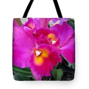 Hawaiian Orchid 3 Tote Bag