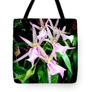 Hawaiian Orchid 31 Tote Bag