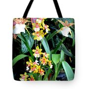 Hawaiian Orchid 36 Tote Bag