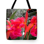 Hawaiian Orchid 37 Tote Bag