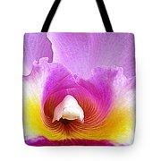 Hawaiian Orchid 9 Tote Bag