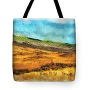 Hawaiian Pasture Tote Bag