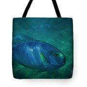 Hawaiian Tang Fish Tote Bag