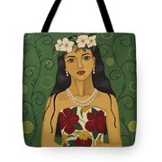 Hawaiian Time Tote Bag