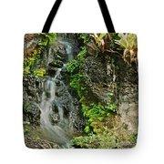Hawaiian Waterfall Tote Bag