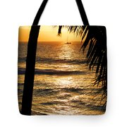 Hawaiin Sunset Tote Bag