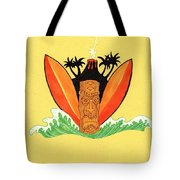 Hawiian Friday Tote Bag