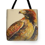 Hawk Messenger Tote Bag