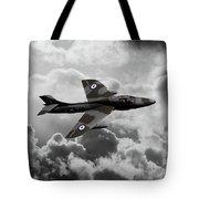 Hawker Hunter Tote Bag
