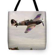 Hawker Hurricane -2 Tote Bag