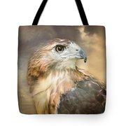 Hawkeyed Tote Bag
