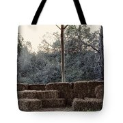Hay , Open Seating  Tote Bag