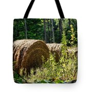 Hay Bay Rolls Tote Bag