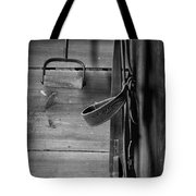 Hay Hook And Harness Tote Bag