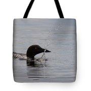 Hay Lake Loon 4 Tote Bag