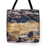 Hay Ocean Rocks Tote Bag