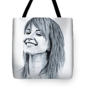 Hayley Williams. Tote Bag
