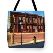 Hays, Kansas - 12th Street Tote Bag