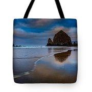 Haystack Dawn Tote Bag