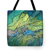 Haystack Mountain Tote Bag
