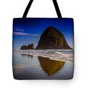 Haystack Reflection Tote Bag
