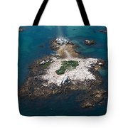 Hazard To Navigation Tote Bag