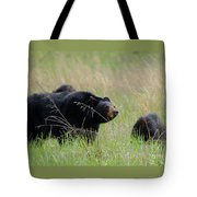 Hazel And The Wild Bunch Tote Bag
