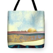 Hazy Afternoon Tote Bag