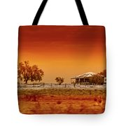 Hazy Days Tote Bag by Holly Kempe