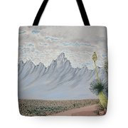 Hazy Desert Day Tote Bag