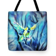 Hazy Dreams Tote Bag
