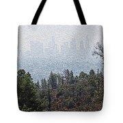 Hazy L.a. Tote Bag