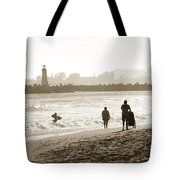 Hazy Lazy Afternoon Tote Bag