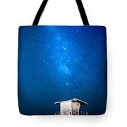 Hb Galaxy Tote Bag