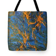 Hd 189 Exoplanet Surface Tote Bag