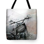 Hd Detail Tote Bag