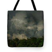 Hdr Clouds Tote Bag