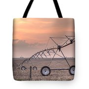 Hdr Sunset With Pivot Tote Bag